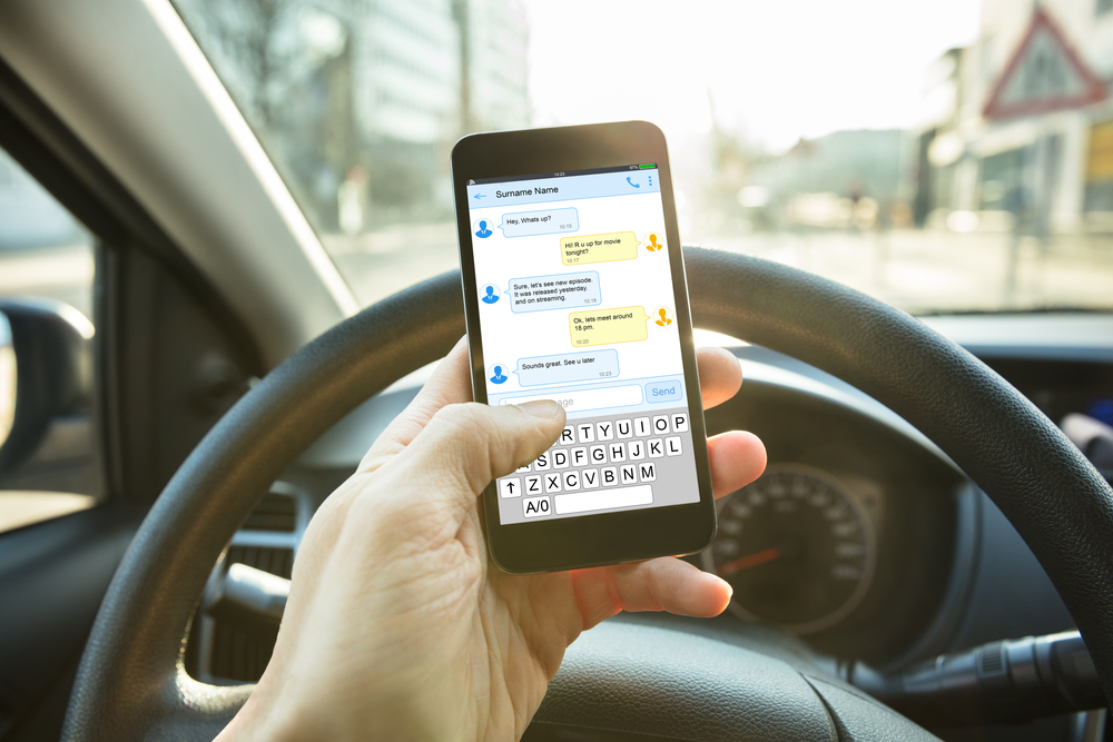 Georgia Distracted Driving Laws