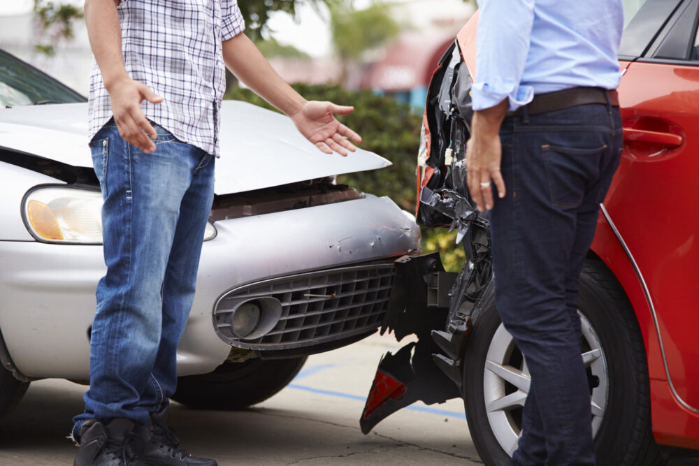 What to Do After Being in an Uber Crash