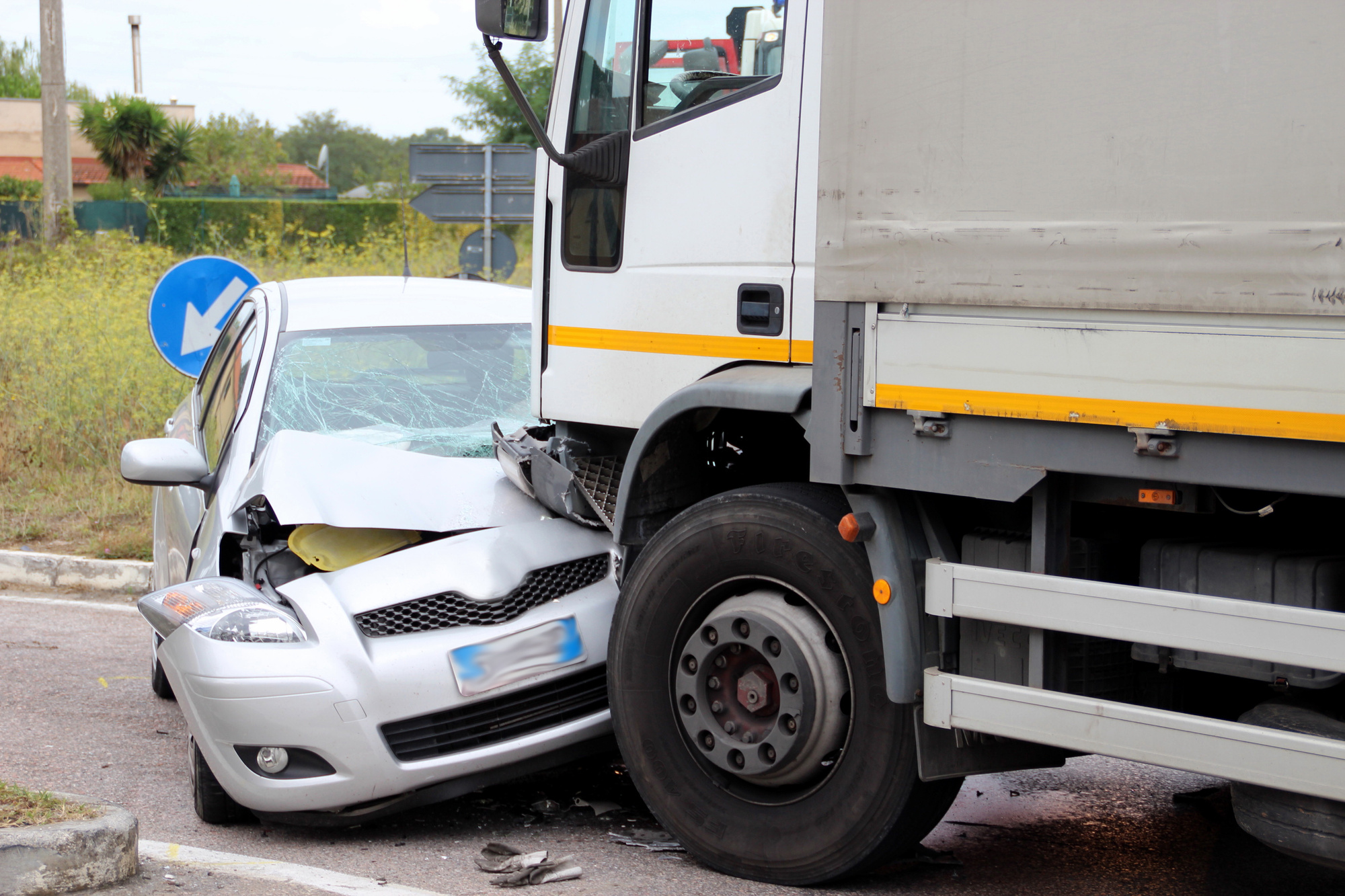 Swift Truck Accidents