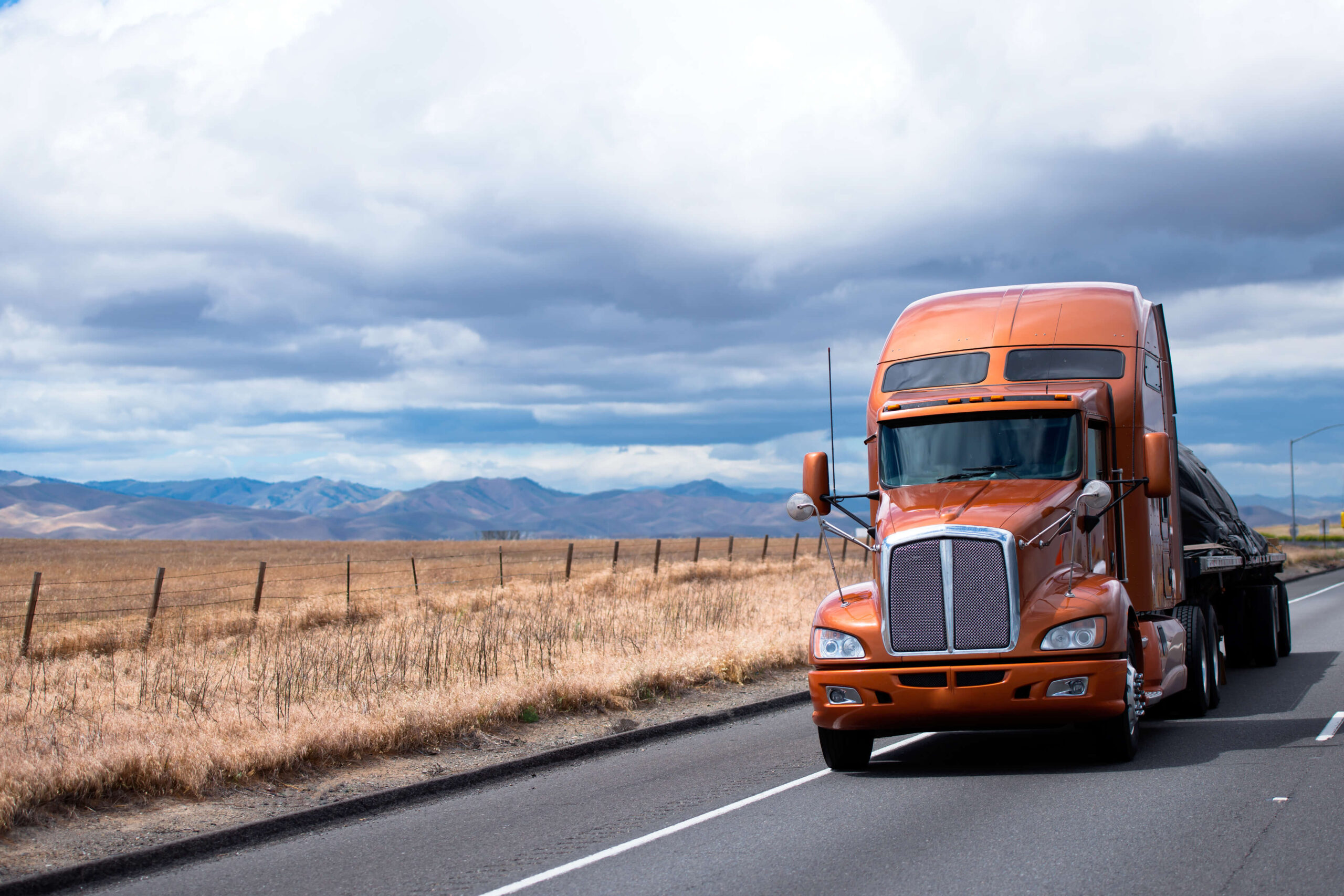 Commercial Truck Insurance Requirements